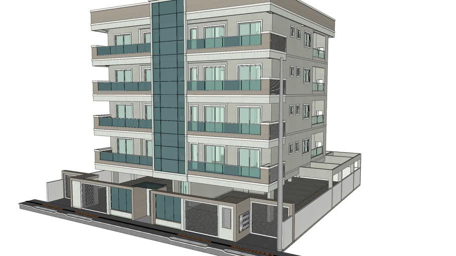 Projeto Pré Executivo - Léo Pires - rua Cordorna