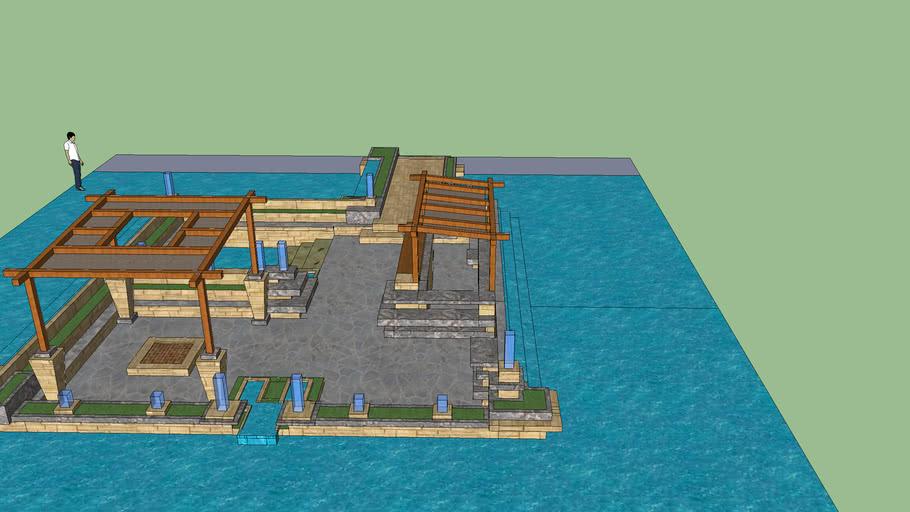 LA 247 Final Island Project