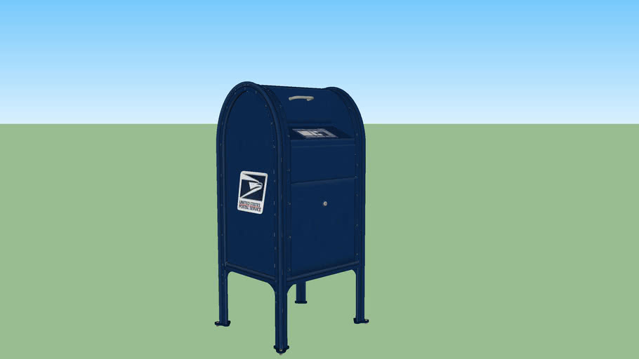 Mail Collection box