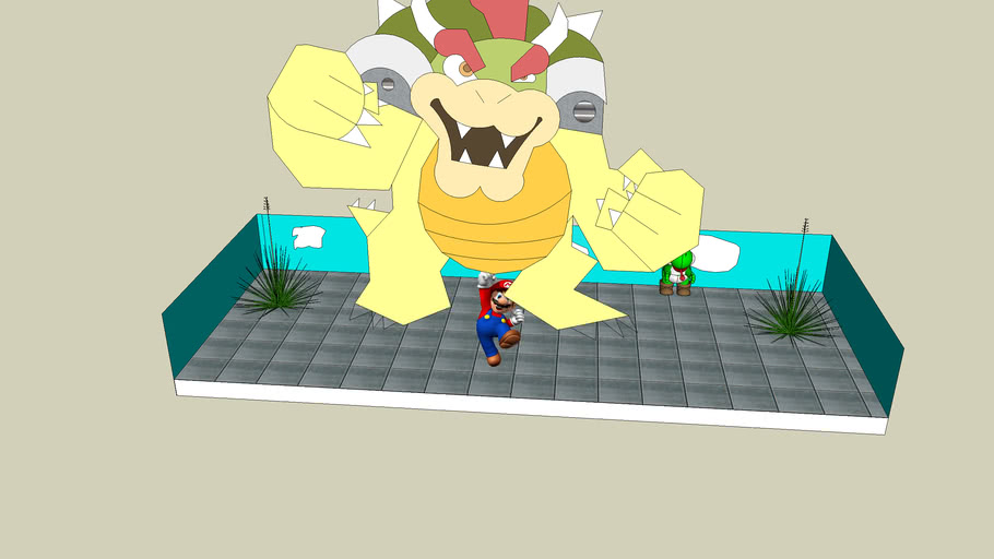 Super Smash Bros. Giant Bowser