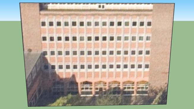 Building in Birmingham, West Midlands B19 3SD, UK