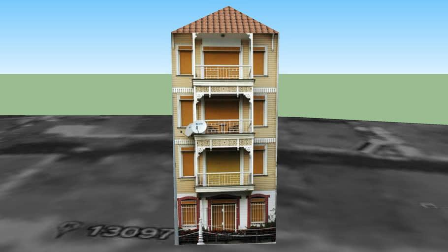 Arnavutköy 13097. Ada bina 06
