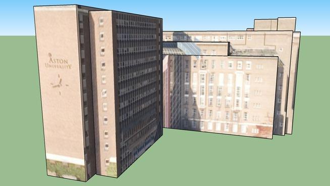 Building in Birmingham, West Midlands B4 7EU, UK