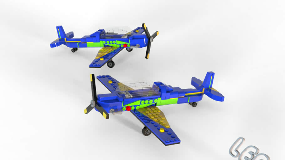 Lego Airplanes Military aircraft