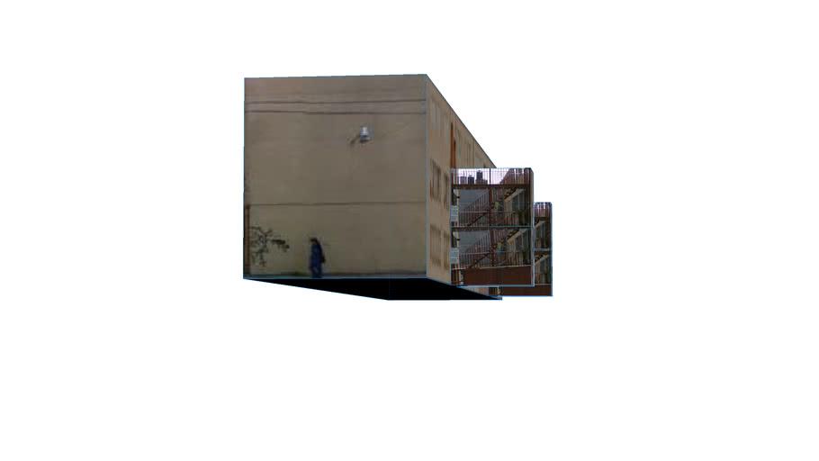 Edificio en Ciudad de México, DF, México