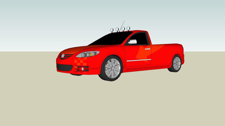 Mazda 3 EL CAMINO