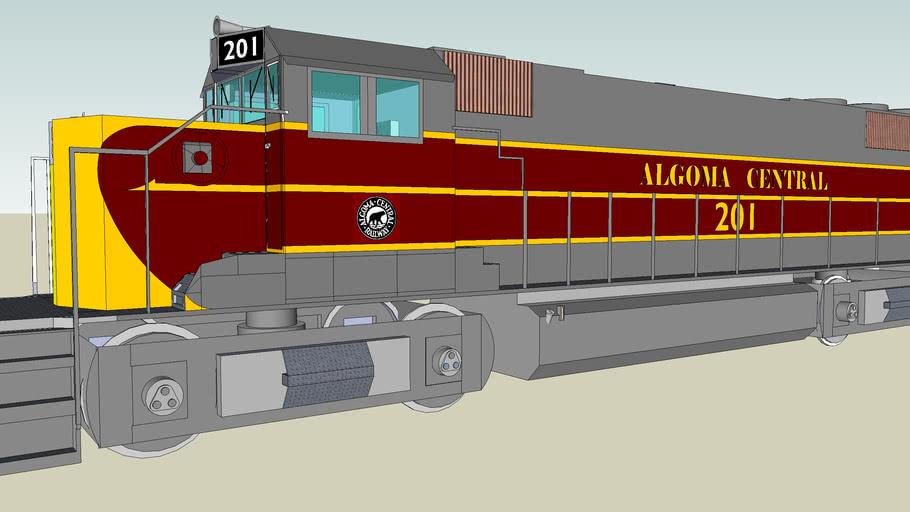 AC Locomotive