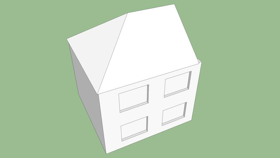 BENVGSU3 Sustainable Urban Design social housing end block