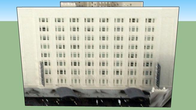 Building in Seattle, Washington, USA