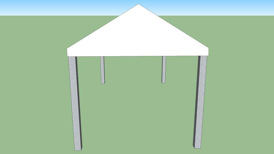 BET Tent Open Air 10x20