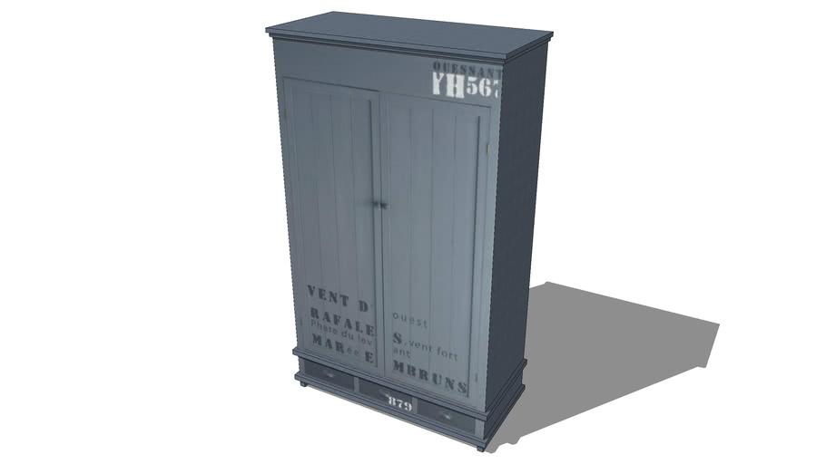 dressing Cargo,  Maisons du monde. Rèf. 111.692 Prix: 589 €