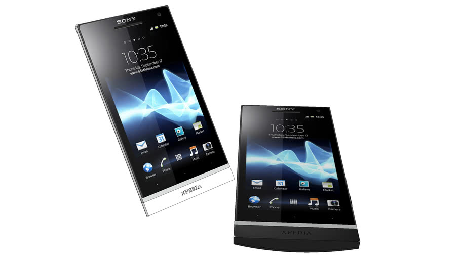 Celular Sony Xperia S