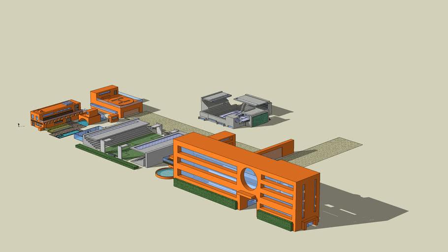 Soccer & Tennis Complex