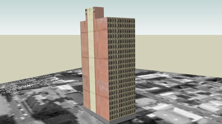 Edificio Ahorros Paraguayos