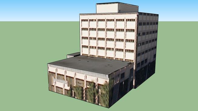 Building in St Petersburg, FL, USA