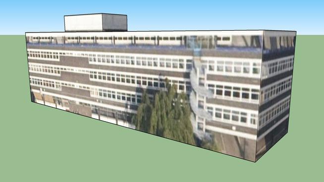Edificio en Birmingham, Reino Unido