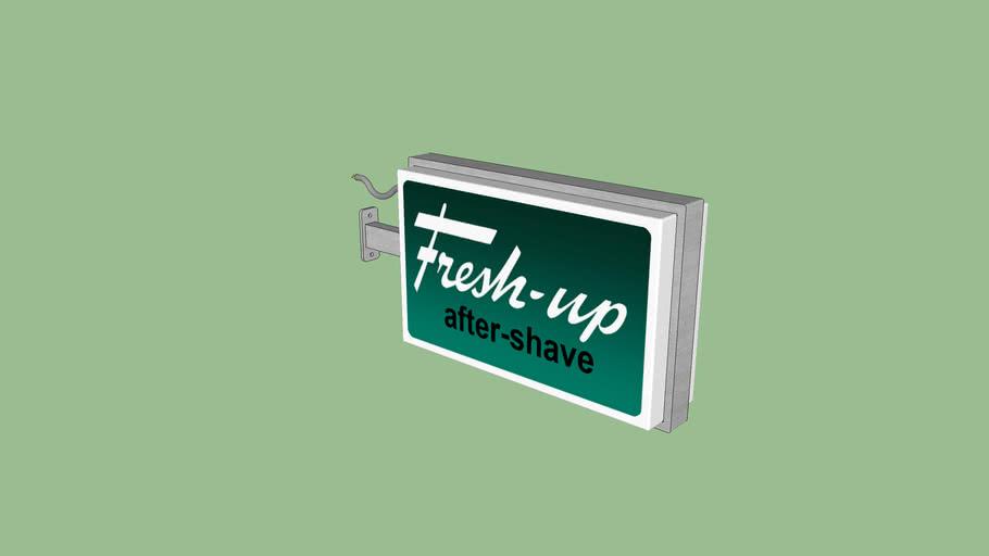 Fresh Up lichtbak