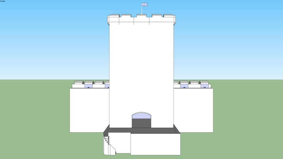 donjon château