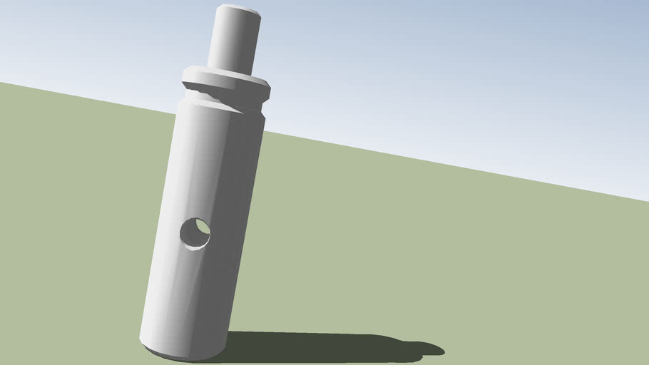Miniature SS optical post