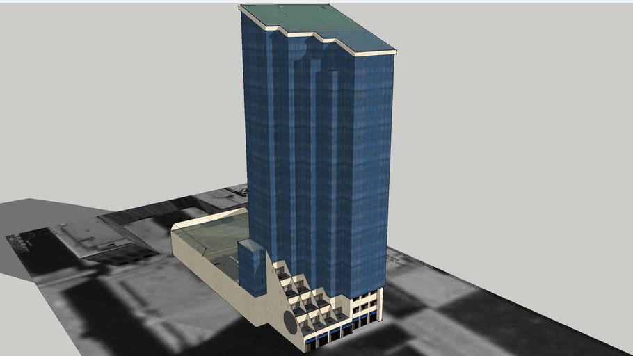 Amway Grand Plaza Hotel 3d Warehouse
