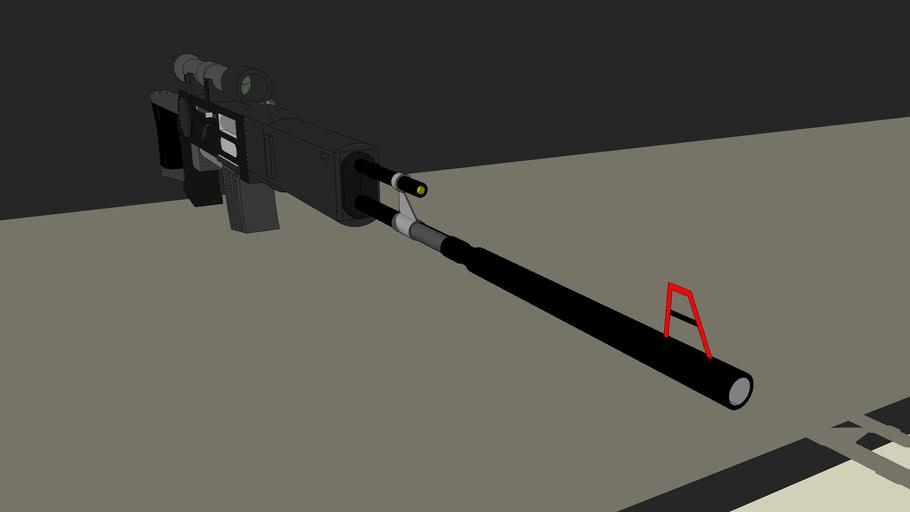 Dragunov Sniper Rifle (under construction)