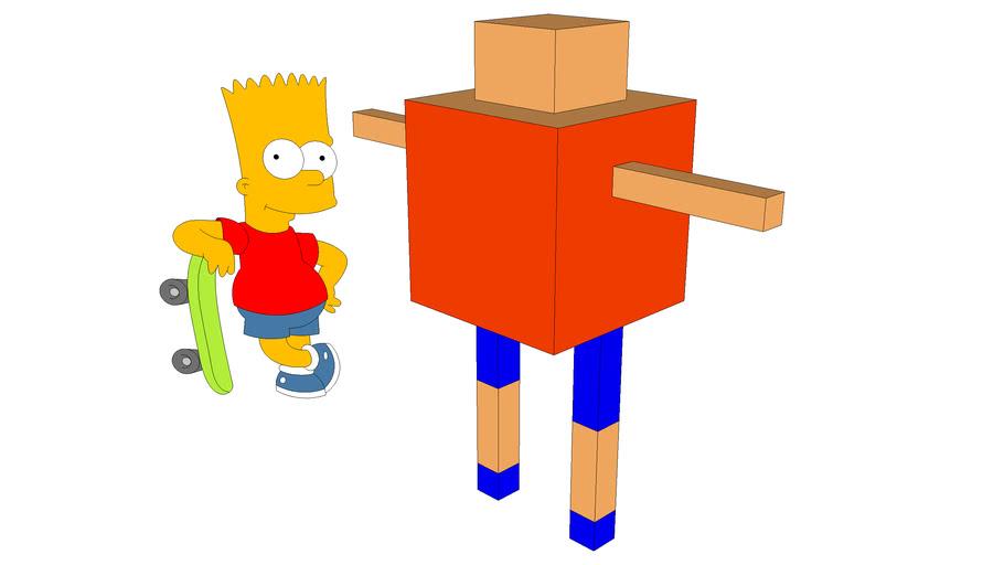 Blocky Bart