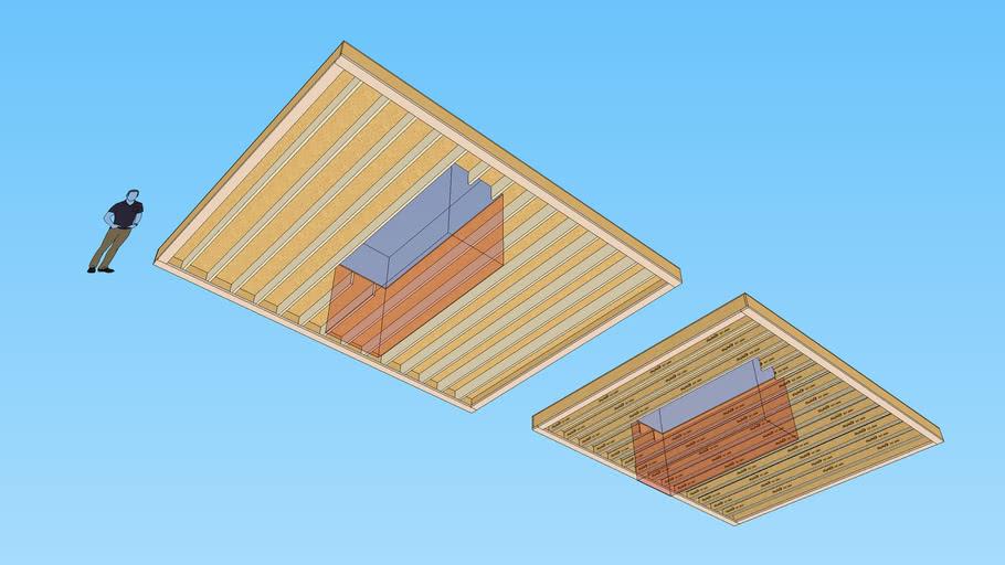 Subtraction - Floor Framing