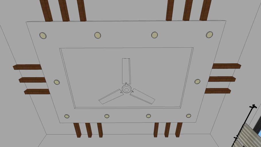 Modern False Ceiling Design   3D Warehouse