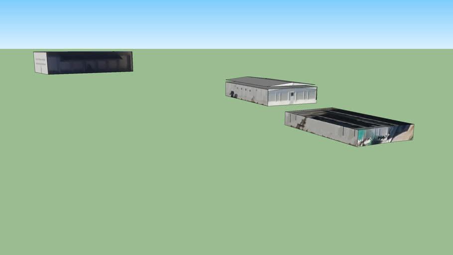 67100 拉奎拉, 意大利的建筑模型