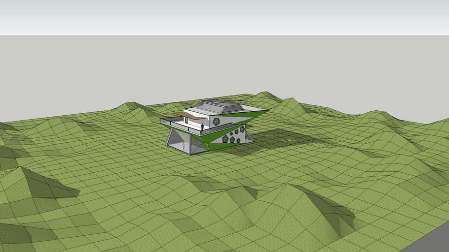 HOLFORD Samuel_ARCH1101_Exp1_Developed model