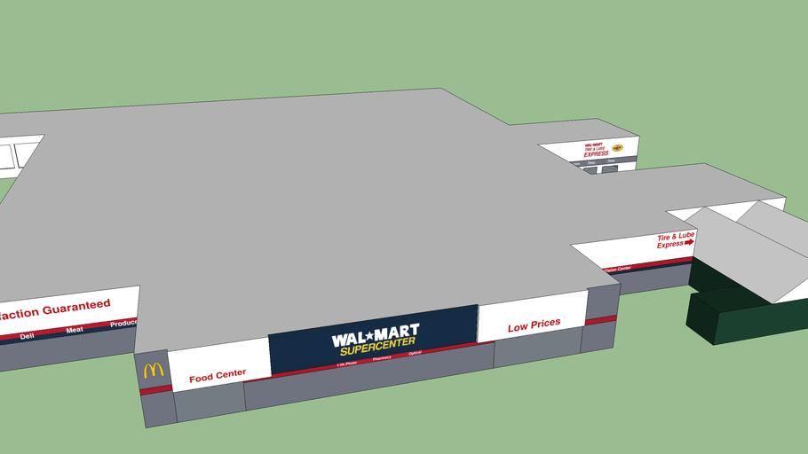 Walmart Supercenter on 2200 S McKenzie St Foley AL for new film titled Joshua Wickford