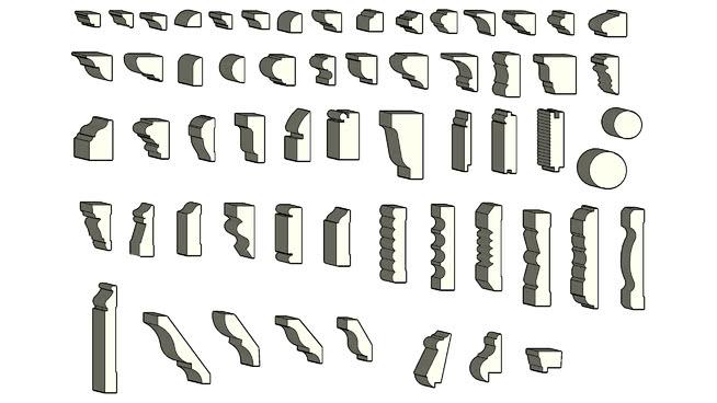 SZTUKATERIA / PANELE 3D / itp