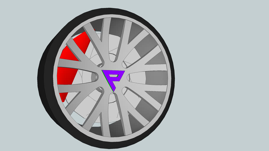 P-FS tuning wheel
