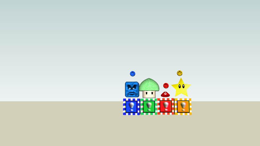 Mario 64 Pack