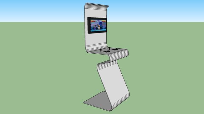 Modern Arcade