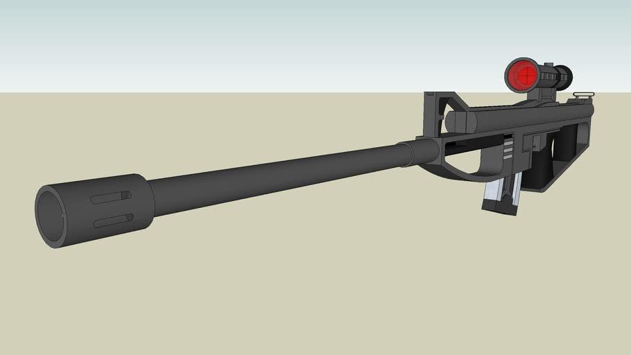KXR37. Carbine w/ Scope