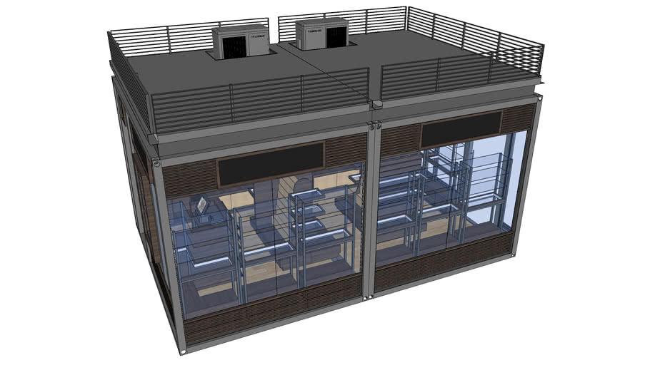 Enclosed Shop