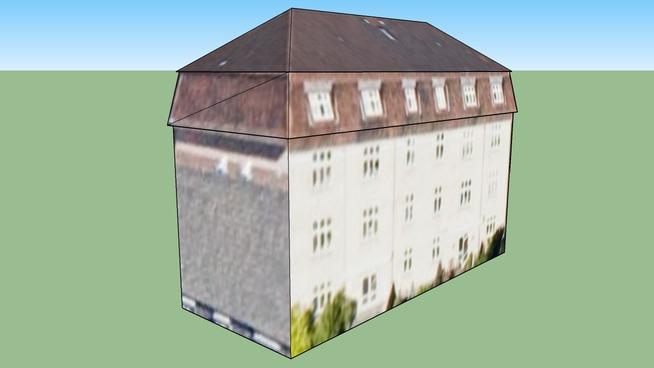 Building in Frederiksberg, Denmark