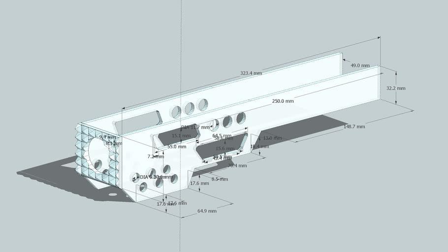 zombat flash hider (with mesurements)