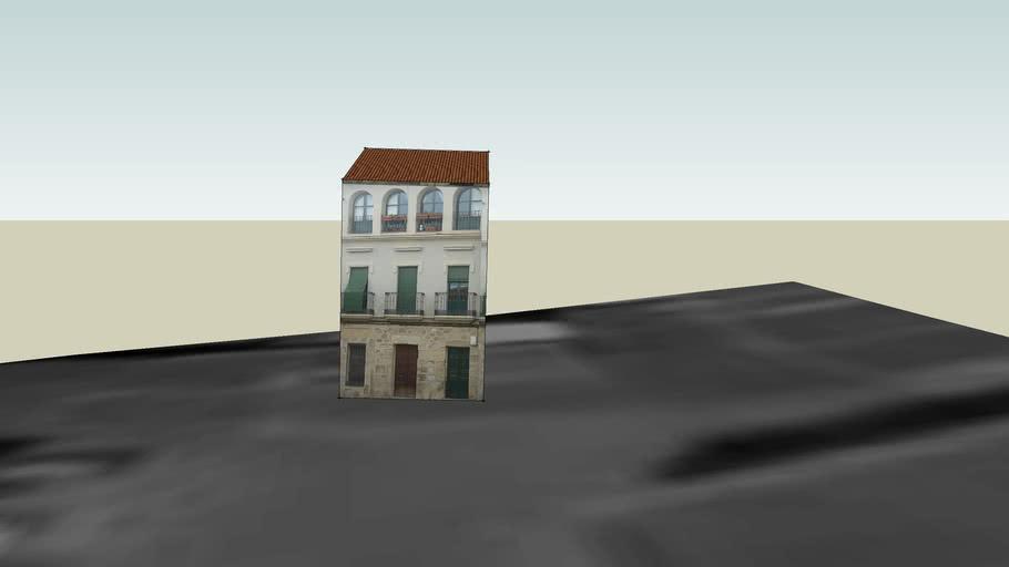 Main Square House -  Casa en la Plaza Mayor
