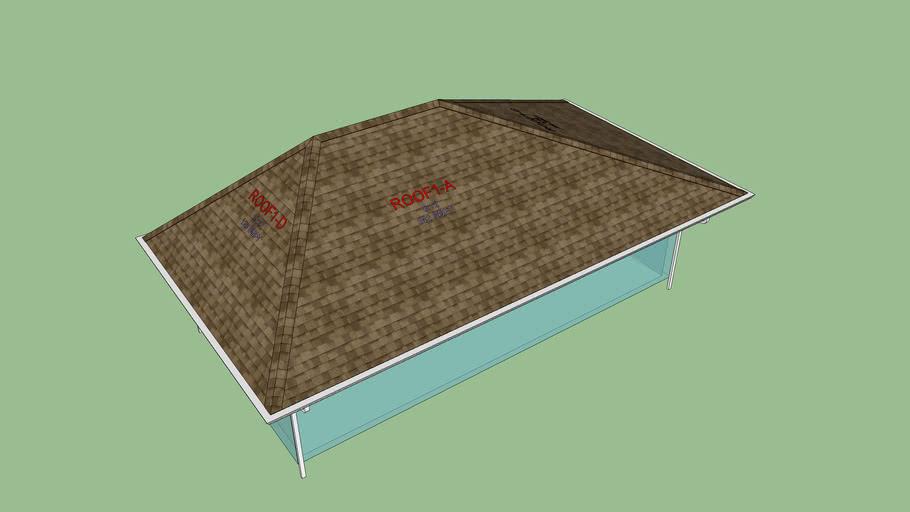 Asymmetric Hip Test Roof 3