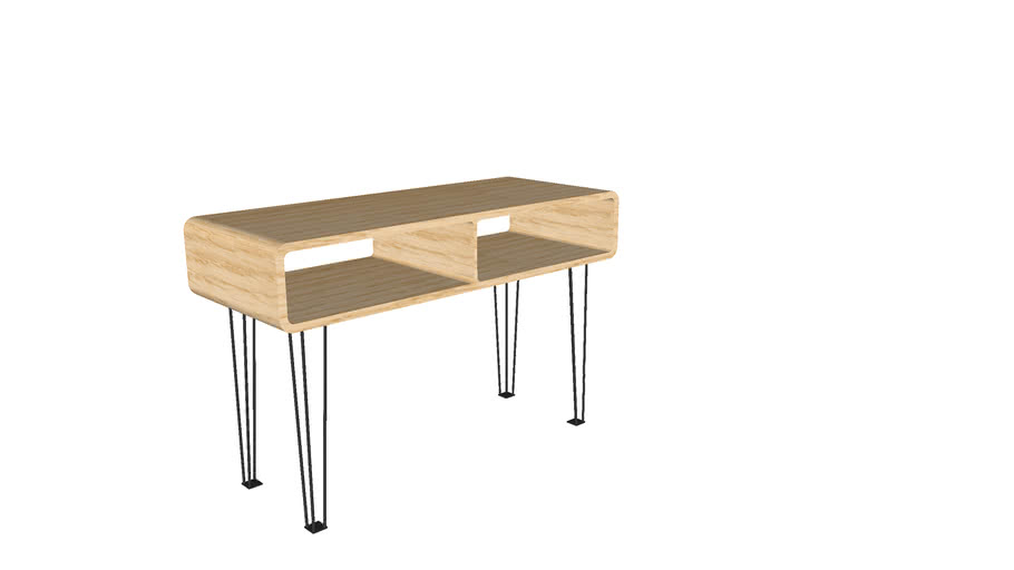 Wooden Modern Table
