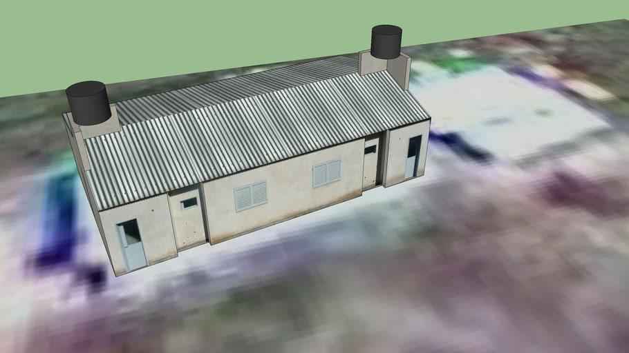 Casa Plan Federal 2, Barrio Indular.