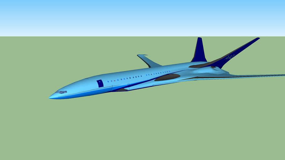 AirAtlanticOcean R-Jet Dynamics Eco-Liner (5MB)