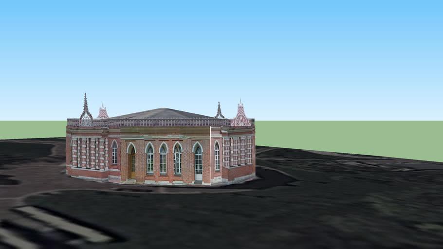 Second Cavalry Building