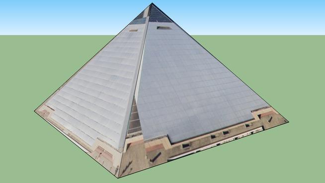 The Pyramid Memphis, TN, USA