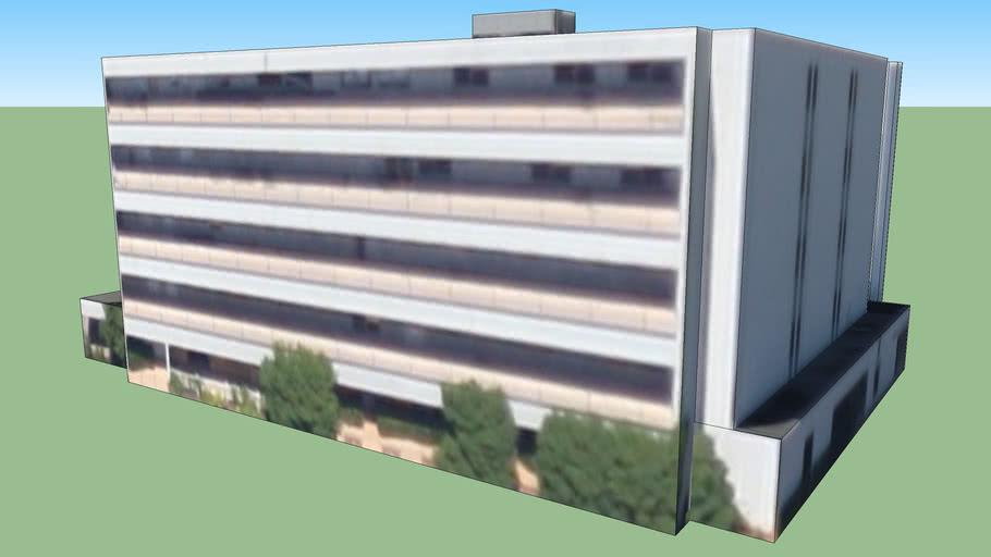 Building in Oklahoma City, OK 73110, USA