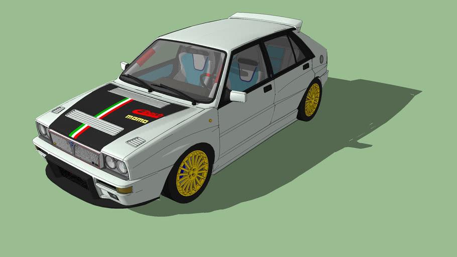 Dima Lancia Delta Turbo Integrale HF Evoluzione Gr3