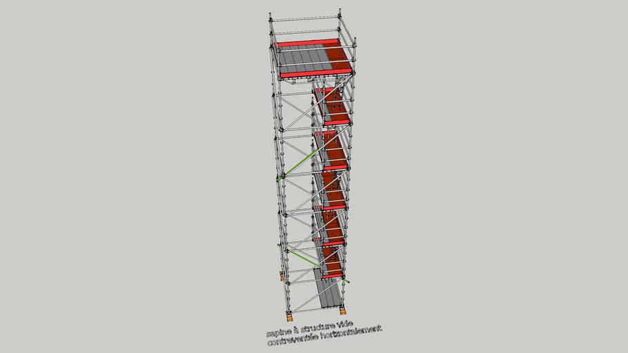 SAPINE a structure creuse