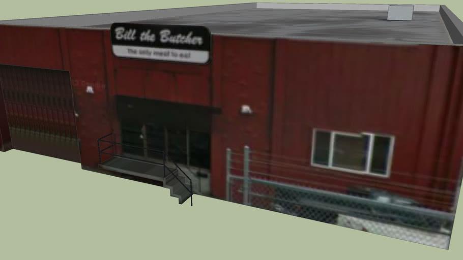 Bill the Butcher in Seattle, Washington